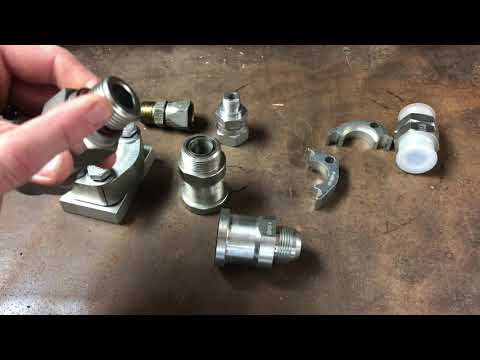 Intro To Hydraulic Fitting