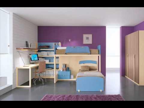 Unik design srl mobilier camere de tineret youtube for Mobilier design