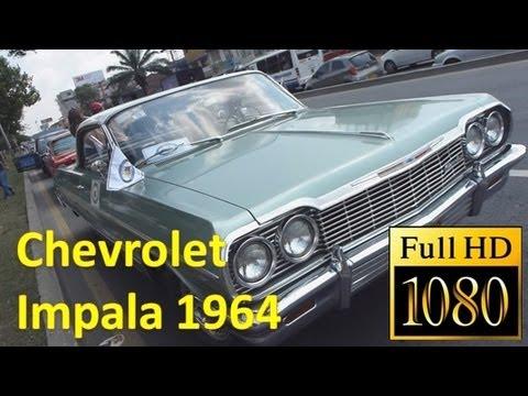 Chevrolet Impala 1964 Autos Clasicos Y Antiguos Feria De Cali 2012
