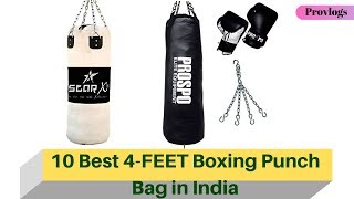 The 10 Best Heavy Boxing Punch Bags in India 2020 Reviews