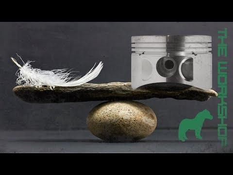 Engine Balance - Basic Principle