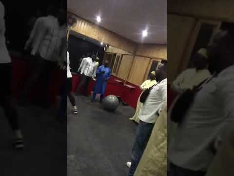 Balla Gaye 2 au meilleur de sa forme se défonce en salle
