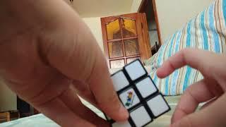 Как собрать кубик Рубика 3х3.Очень лёгкий способ , для новичков