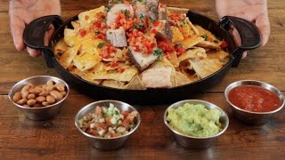 Nachos de Pork Belly