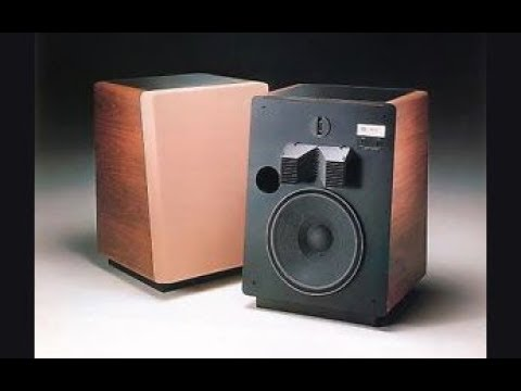 With some speakers you feel the music, and with others you just think about it