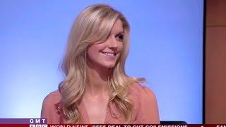 Harriet - Live on BBC WORLD NEWS