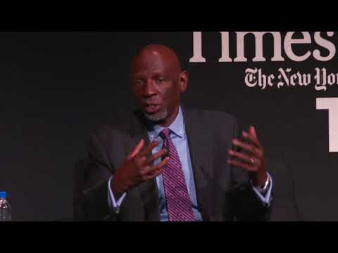 Geoffrey Canada And David Leonhardt