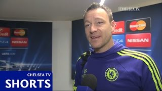 Chelsea: Terry: Back to the Bridge now