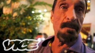 BREAKING: Exclusive Footage of John McAfee Detained in Guatemala