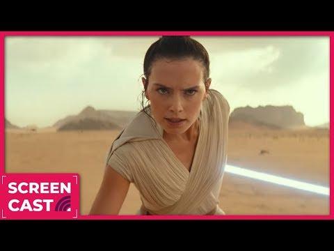 Star Wars The Rise of Skywalker Trailer Reaction
