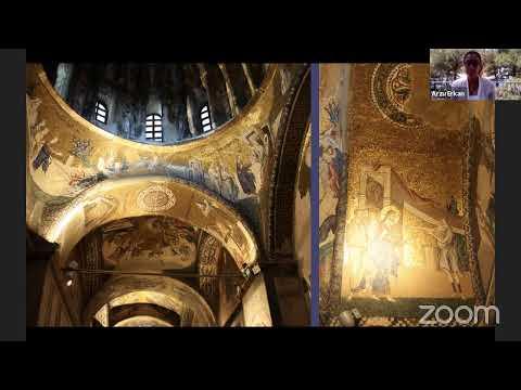 Kariye Camii Müzesi 2 - Dr. İnci TÜRKOĞLU - İsa ve Meryem siklüsleri