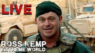 Ross Kemp - Back on the Frontline | S01E01 - E05 Live Compilation | Ross Kemp Extreme World
