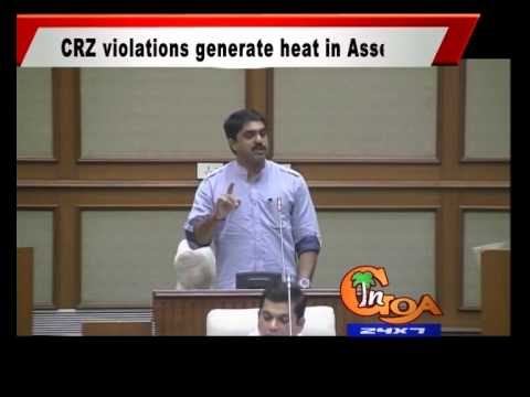 CRZ VIOLATIONS GENERATE HEAT IN ASSEMBLY TK