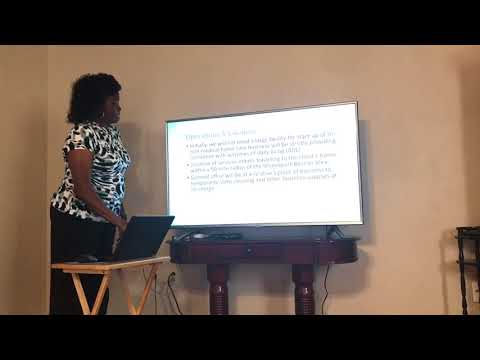 Serenity Home Health, LLC Business Plan