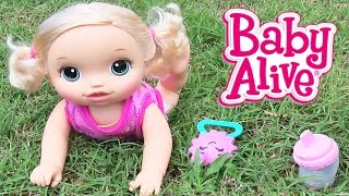 Video Baby Alive Emekleyen Bebeğim Oyuncak Bebek Bye Bye Baby Crawling Doll download MP3, 3GP, MP4, WEBM, AVI, FLV November 2017