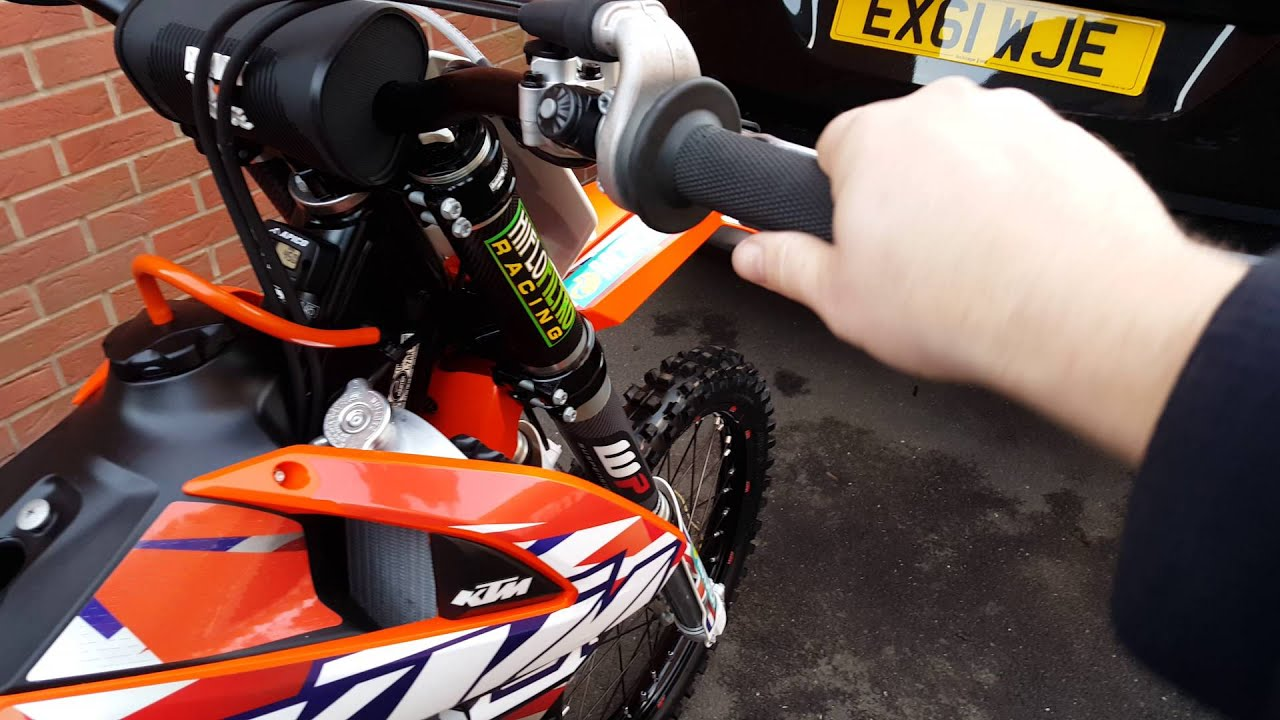 Ktm 250 Sx F Battery Issues