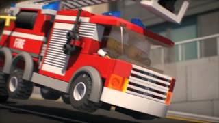 Lego Animation - The Police