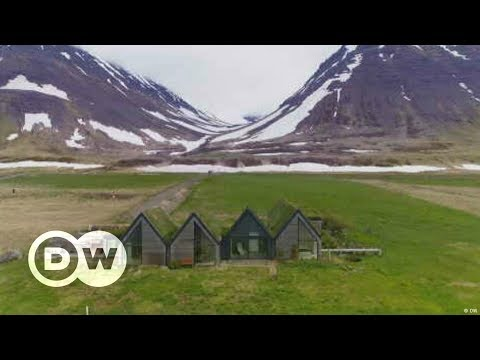 Iceland - Stunning architecture in epic nature | Sustainable interior design