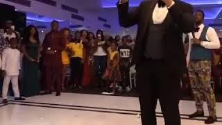 Master KG JERUSALEMA AFRICAN BRIDE  DANCING VIDEO