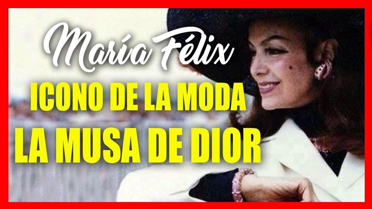 MARÍA FÉLIX VLOGS # 57 ICONO DE LA MODA || MUSA DE CHRISTIAN DIOR