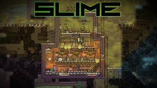 Slime Processing Plant Experiment! Oxygen Not Included