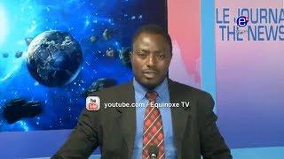 THE 8PM NEWS SATURDAY FEBRUARY 09th 2019 equinoxe tv