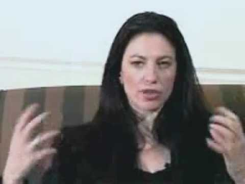 Claudia Black BBC interview 2005 FarScape