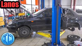 Как подготовить машину на продажу. Решаем неисправности Daewoo Lanos по списку