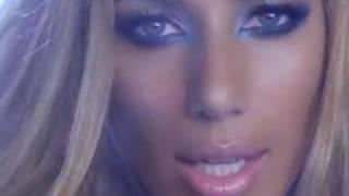 leona lewis - i see you  makeup tutorial
