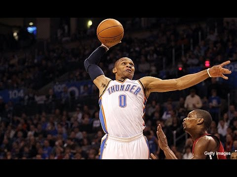 Russell Westbrook Dunk Mix