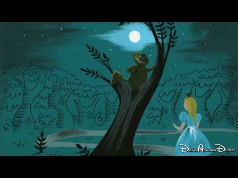 The Jabberwocky Song - 1947 Demo - Alice in Wonderland