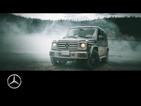 Journey North: A Canadian G-Class Road Trip