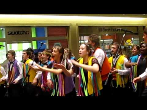"""Aquarius/Let the Sunshine In"" by  Woodrow Wilson High School Variations Show Choir"