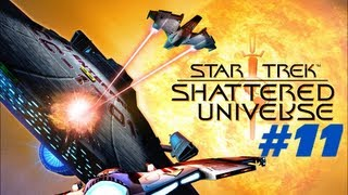 Star Trek: Shattered Universe Walkthrough Mission 11: The Excelsior Incident (Cheat)
