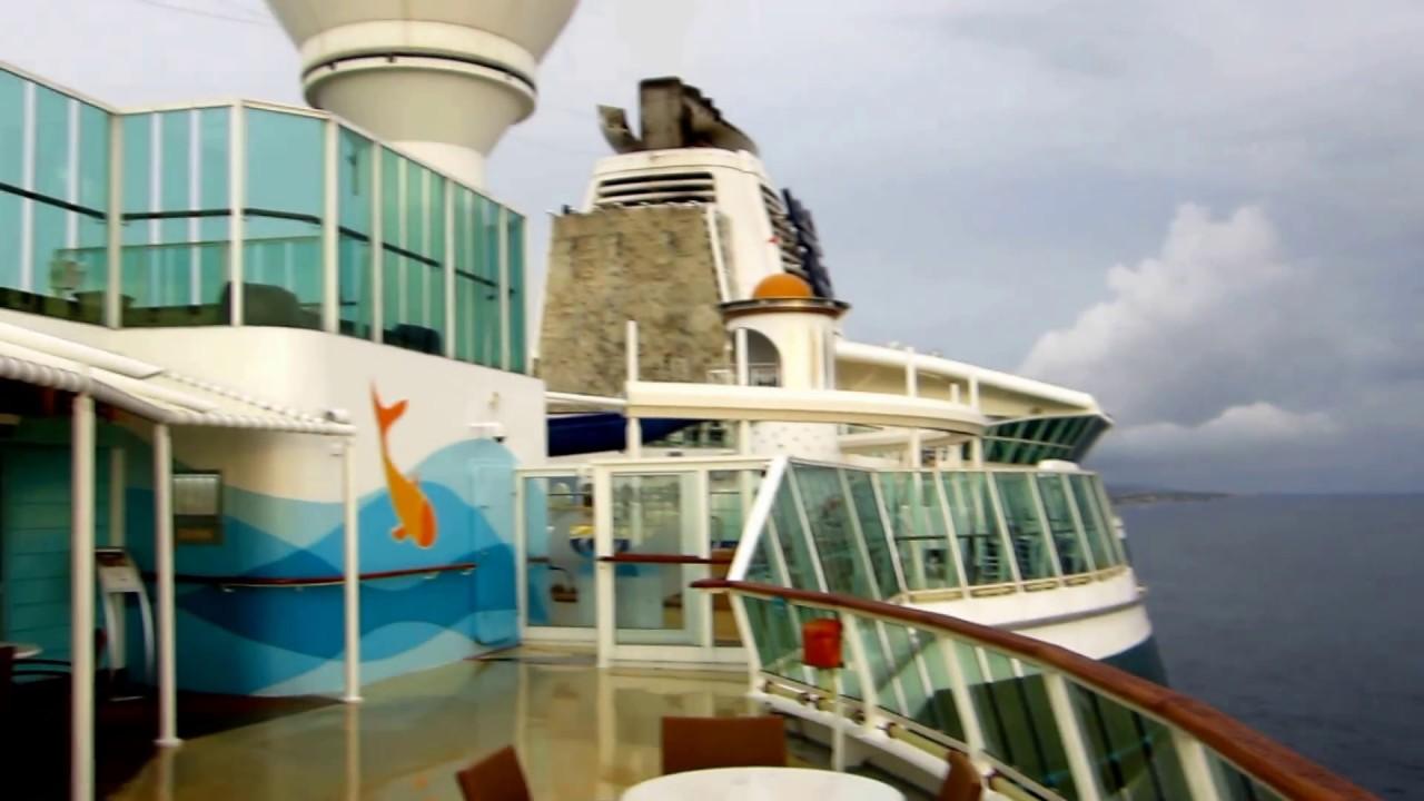 Port of CURACAO Royal Caribbean Jewel of the Seas