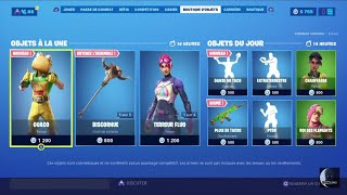 FORTNITE: Shop 11 September MAJ 10.30, NEW SKIN GUACO, emote in tacos