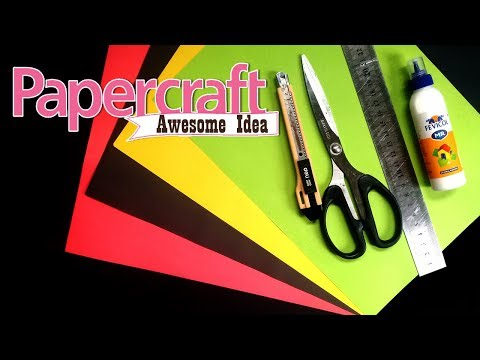 DIY paper craft wall Hanging | Wall Decoration ideas | How To Make Easy paper wall Hanging