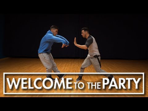 Diplo, French Montana - Welcome To The Party (Dance Video) Choreography | MihranTV