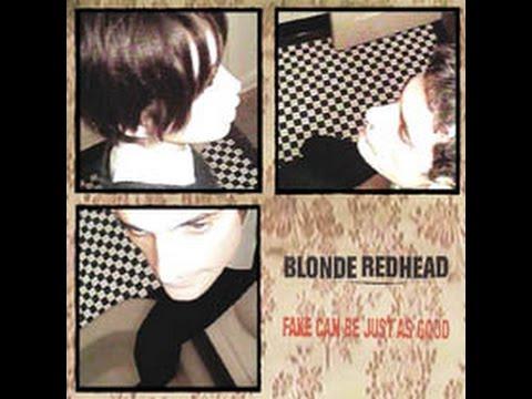 Bipolar Blonde redhead