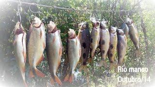 Pescaria Rio manso Outubro 14