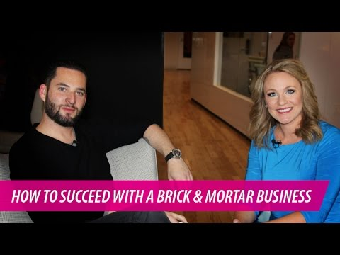 How to Create a Successful Brick & Mortar Start Up | Jason Saltzman with Kelsey Humphreys