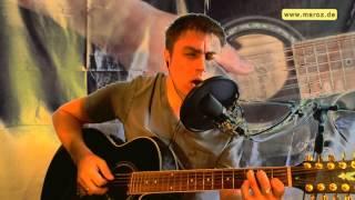 Николай Мароз - Лодка (Алиса Кинчев) гитара www.maroz.de