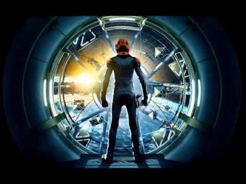 enders game book trailer