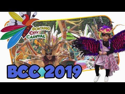 Karnaval seni dan budaya | BCC || Kota Bontang 2019