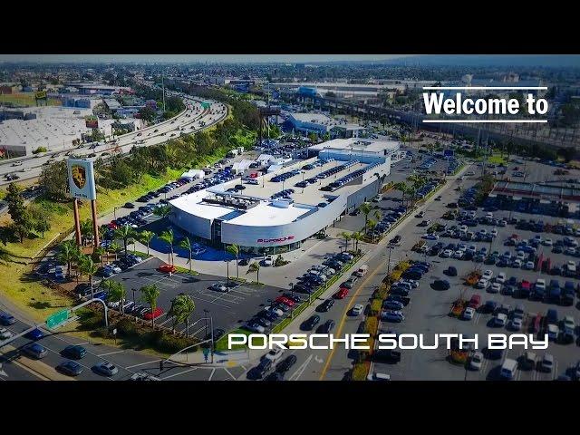 Welcome To Porsche South Bay