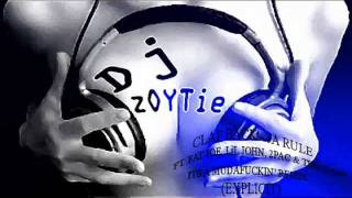 DJ ZOYTIE CLAP BACK - JA RULE FT. DA G