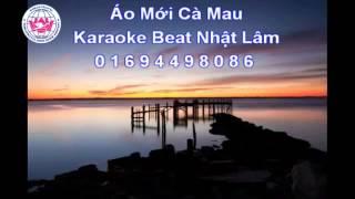 Ao Moi Ca Mau nga nguyen Karaoke HD YouTube