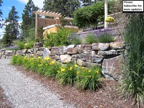 Rock Landscape Design Ideas