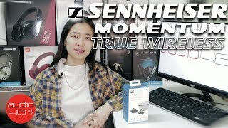 Sennheiser Momentum True Wireless Unboxing, Demo, and Review