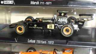 Photos - A few F1 cars from my Collection